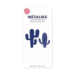 Dies métaliks - Cactus
