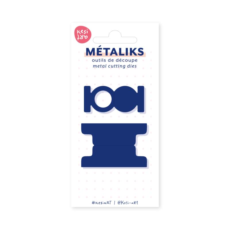 Dies métaliks - Tabs