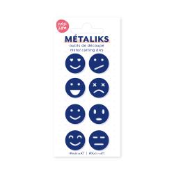 Metaliks cutting tools - Emojis