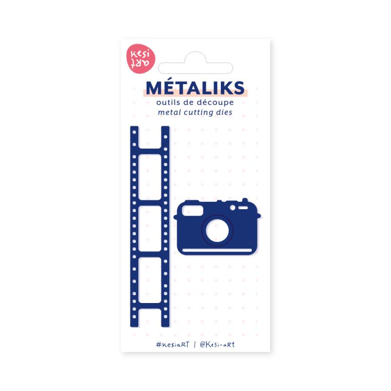 Dies métaliks - Photo