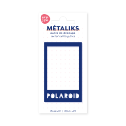 Metaliks cutting tool - Polaroid