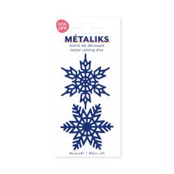 Metaliks cutting tools - Snowflakes