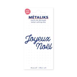 Dies métaliks - Joyeux noël