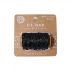 Cotton wax 1 mm