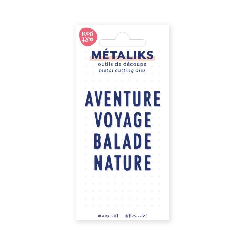 Dies métaliks - Quatuor aventure