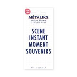 Dies métaliks - Quatuor moment