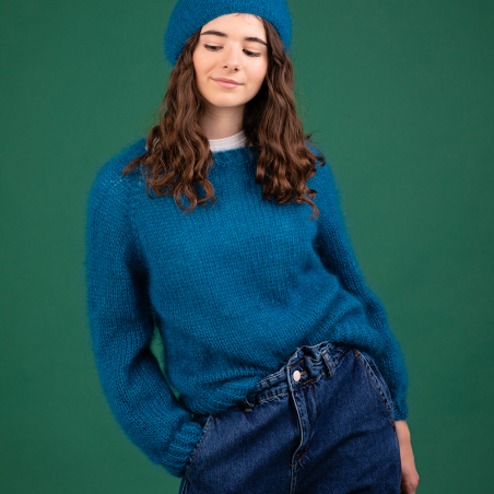 Ready-to-create pullover...