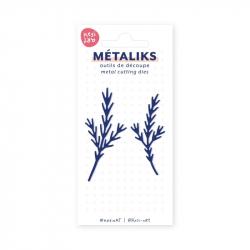 Dies métaliks - Brindilles