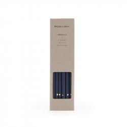 Crayons à papier bleu nuit