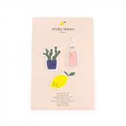 Patchs adhésifs - Cactus...
