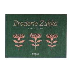 Livre - Broderie Zakka