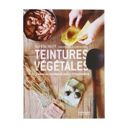 Livre - Teintures végétales