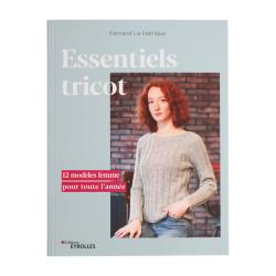Livre - Essentiels tricot