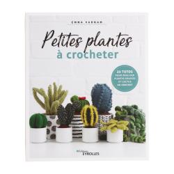 Book - Small crochet plants