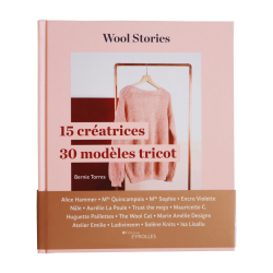 Livre - Wool stories