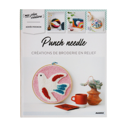 Book - Punch needle