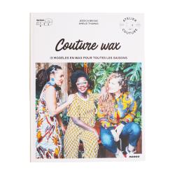 Livre - Couture wax