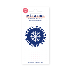 Dies métaliks - Christmas