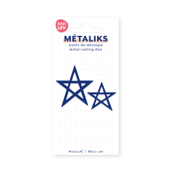 Metaliks cutting tools - Stars