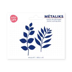 Dies métaliks - Leaves
