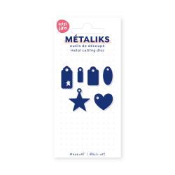 Metaliks cutting tools - Tags