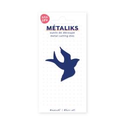 Dies métaliks - Mini oiseau