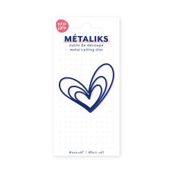 Dies métaliks - Coeurs 2...