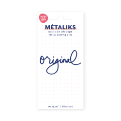 Dies métaliks - Original