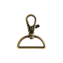 Metal snap hook 35 x 45 mm...