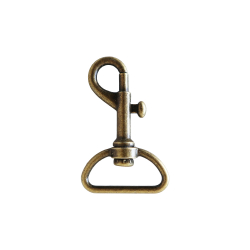 Metal swivel snap hook 25 x...