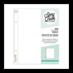 Photo folder pockets - 6 x...