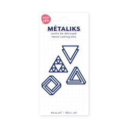 Dies métaliks - Géométrie