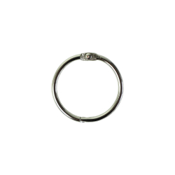 Binding articulated ring -...