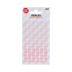Assortiment de 84 perles...