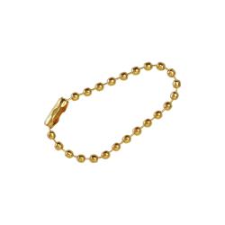 Ball chain - Gold