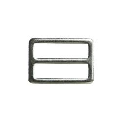 Sliding metal buckle 3cm -...