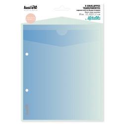 Enveloppes transparentes de...