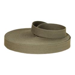 Strap 32 mm - Green khaki x...