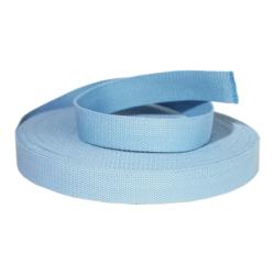 Strap 32 mm - Sky blue x 0.5 m