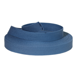 Sangle 32 mm - Bleu denim x...