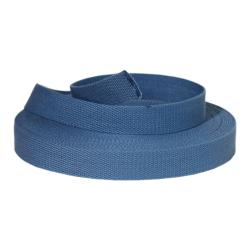 Strap 32 mm - Denim blue x...