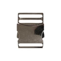 Fermoir à clip - Argent 32 mm