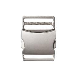 Clip buckle metal - Matte...