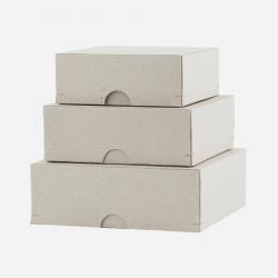 Boîtes gigogne en carton