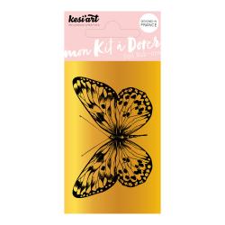 Transfert foil - Papillon
