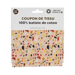 Cotton batiste fabric...