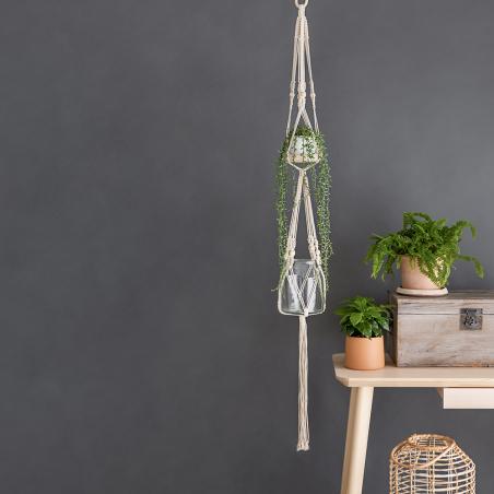 Macrame kit - Double plant...