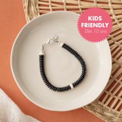 Kit bijou - Bracelet argent...