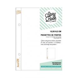 Photo folder pockets - 10 x 16 cm