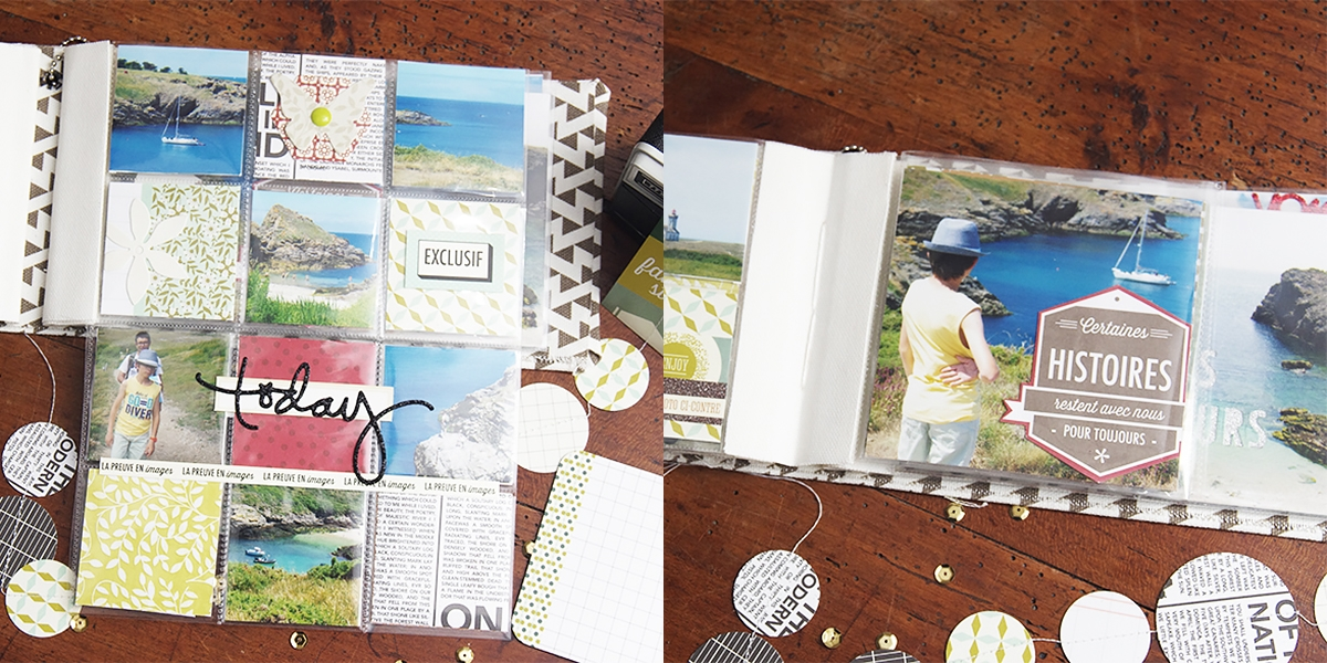 TUTORIEL LOVELY STORY BOOK MANI D7